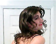 Jessica The Sissy Ladyboy CD Teasing