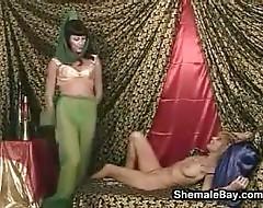Naughty Shemale Genie