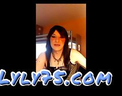 transvestite french creampie amateur