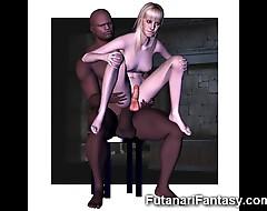 3D Shemales and Futanari Girls!