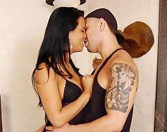 Sex Crazed Shemale Hot Ass