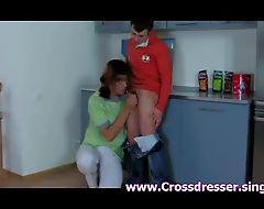 Crossdresser Fucking 2
