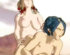 Naked anime shemale bareback fucked