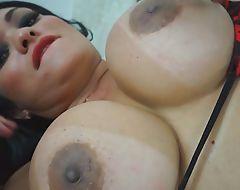 Brazilian Shemale Laura Andrade Bareback Fucked
