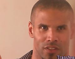 Cum soaked transgender