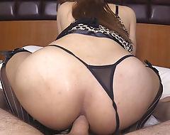 Big boobs ladyboy gets her ass screwed by big hard dick