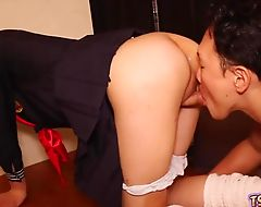 Japan shemale hardcore and cumshot