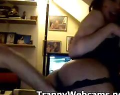 Shemale webcam sex
