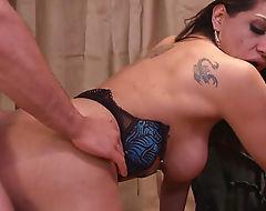 Jessy Dubai ass fucked by her ex bf