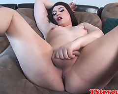 Raven Roxx Ass-Fucked and Facial by BWC Redneck
