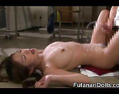 Futanari Monster Cumshot Compilation