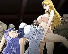 Captive hentai shemale girl sex hardcore fun